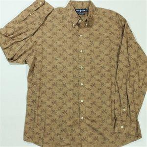 Ralph Lauren Vintage Button down Long Sleeve Shirt